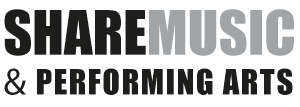 ShareMusic & Performing Arts logo